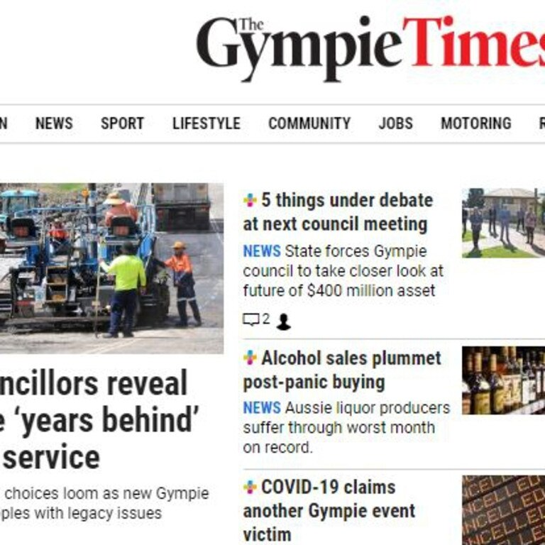 Don't miss what is happening in our patch with a Gympie Times digital subscription!