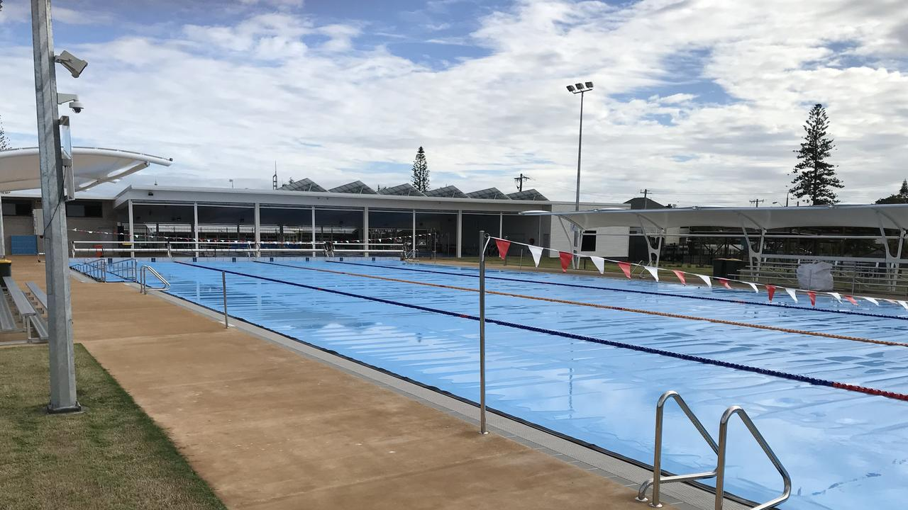 OPEN: If you feel ready for a swim, remeber to book a lane.