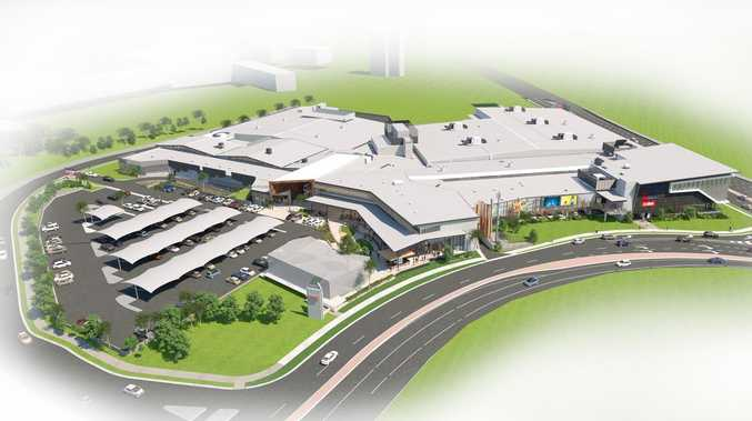Two health precincts revealed for shopping centre