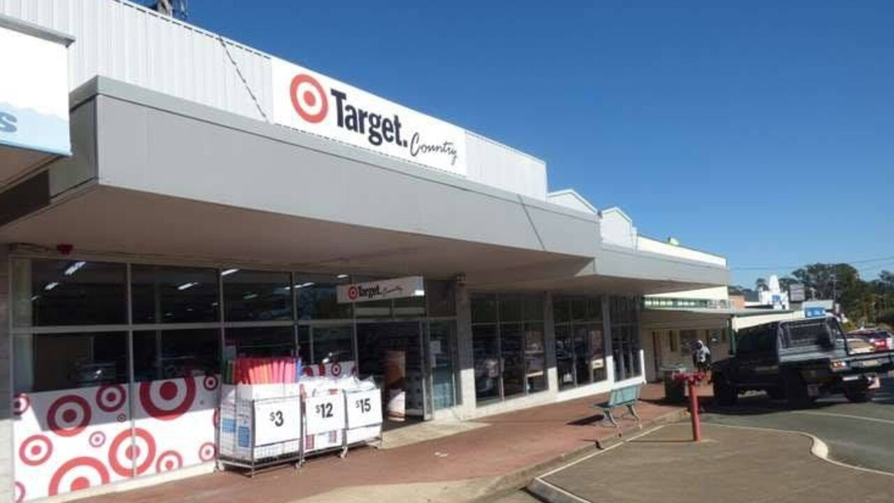 The Murgon Business and Development Association Incorporated will do everything they can to save the Murgon Target store from closing. Photo: Contributed