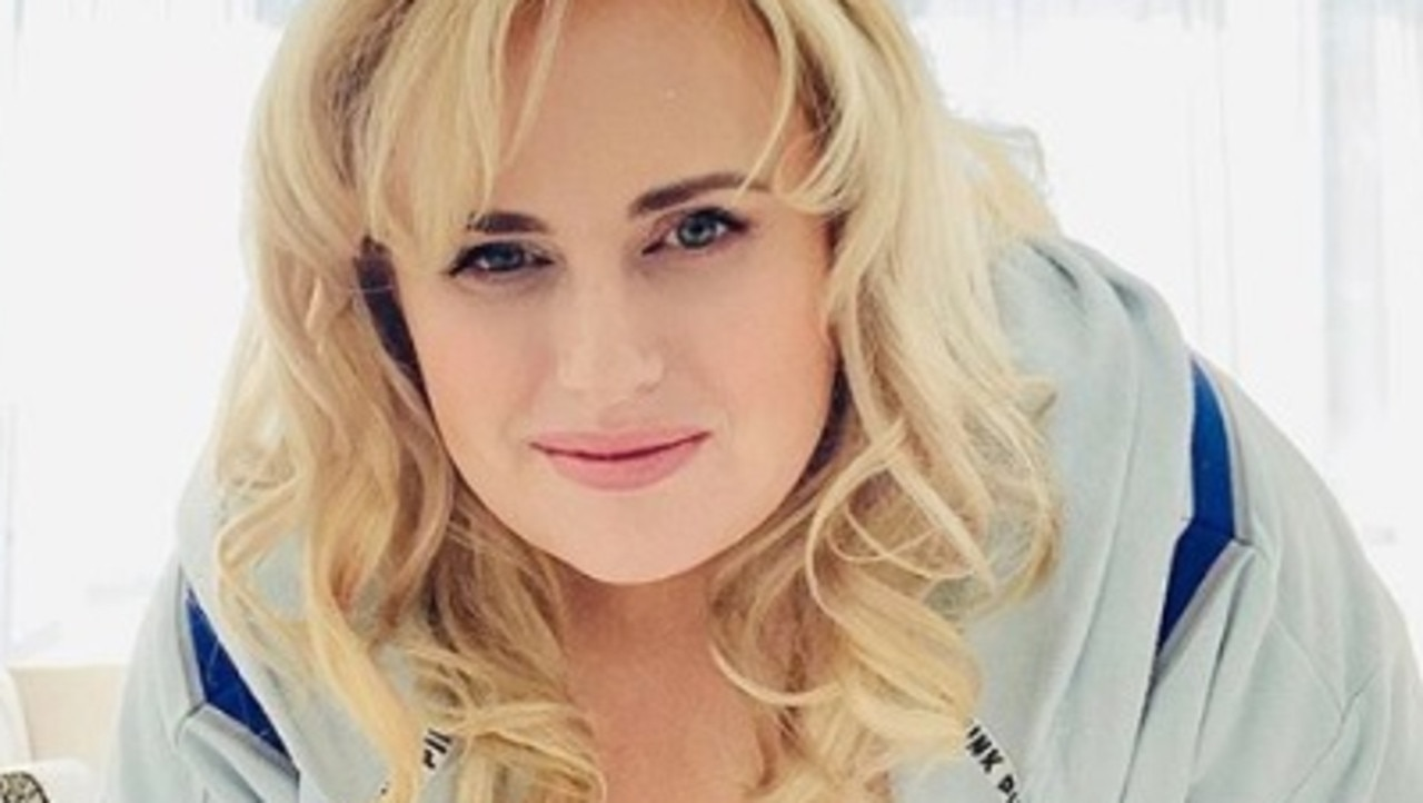 Rebel Wilson reveals health goals. Picture: Instagram.