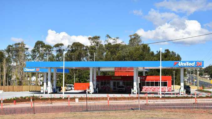 REVAMP REVEALED: New service station to open soon
