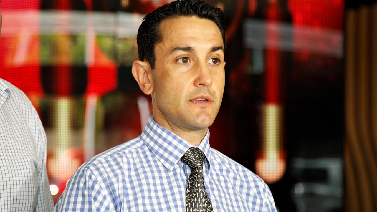 Opposition tourism spokesman David Crisafulli. Photo: PETER CARRUTHERS
