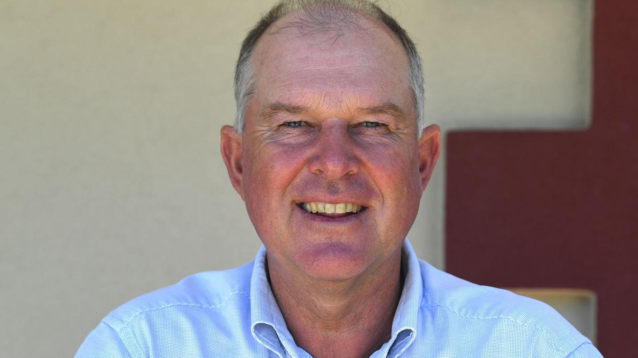 Member for Gympie Tony Perrett - Picture: Shane Zahner