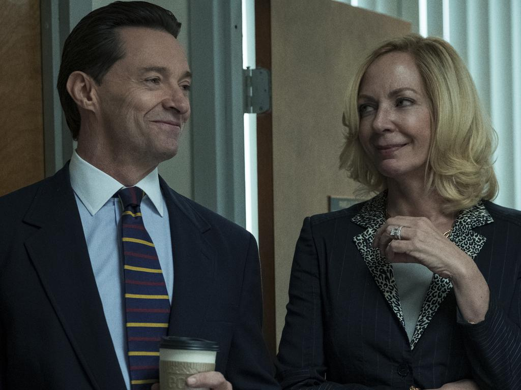 Jackman and Allison Janney have been praised for their roles.