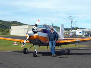 Learn to fly 'plastic parrot' with international pilot