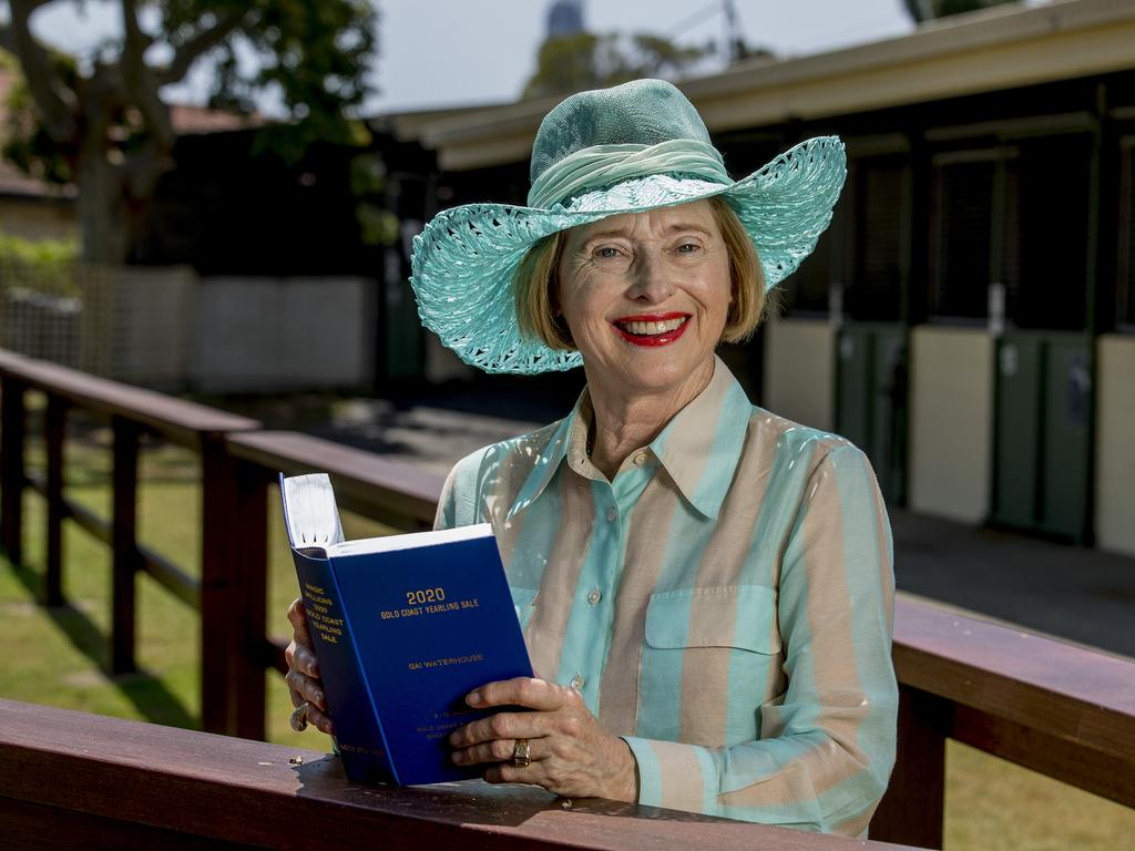 One of Gai Waterhouse's runners will feature on the Sunshine Coast today. Picture: Jerad Williams