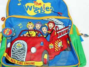 Mum found with ice making kit in Wiggles brand suitcase