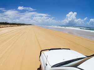 4WD activity resumes on Ballina beaches