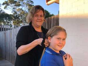 KIRRA-LEA'S GIFT: Hair donation to make a difference