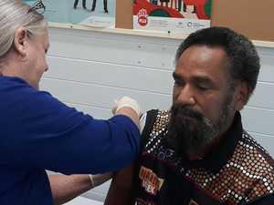 Indigenous healthcare also important, says Coodjinburra man