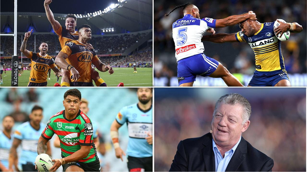 Get excited, footy fans: 20 reasons to look forward to the return of the NRL.