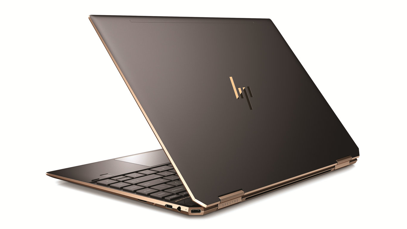 ALL CLASS: HP Spectre x360 has stylish looks and performance to match.