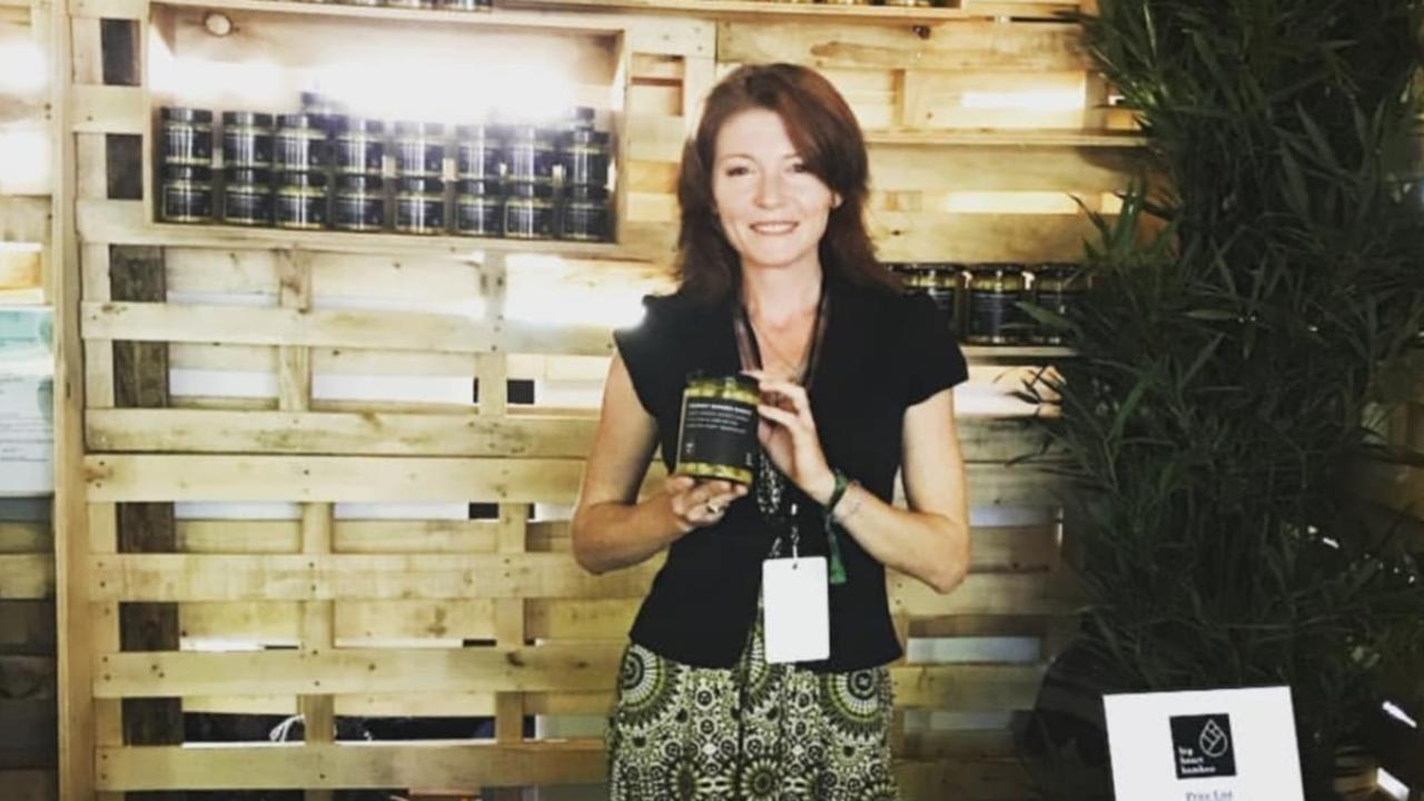 Big Heart Bamboo owner Becky Dart has been named as a winner of the 2020 delicious. Harvey Norman Produce Awards.