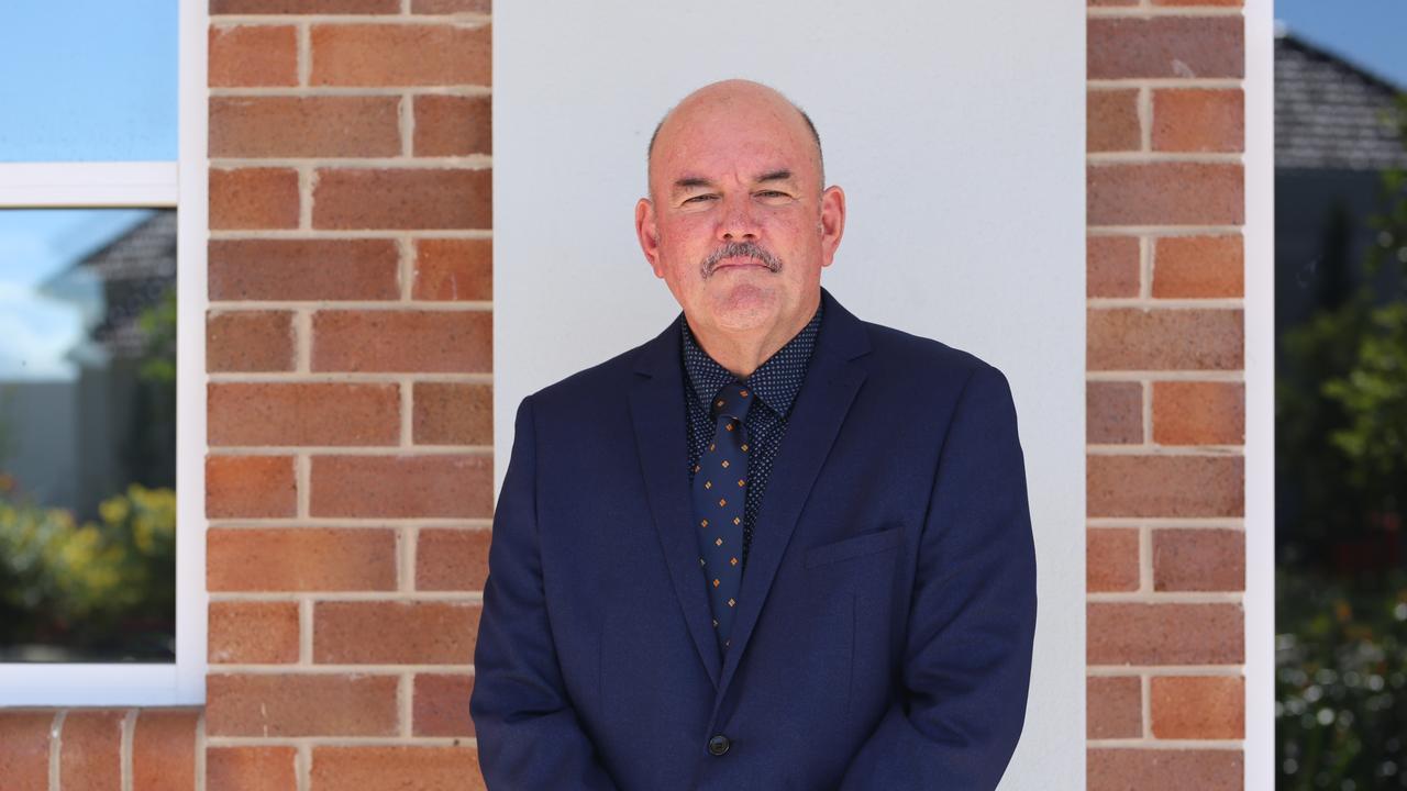Division 6 councillor Mike Brunker