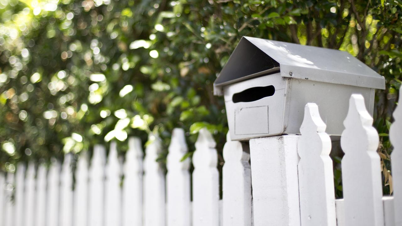 The 20-year-old was drunk when he ripped off the mail box, the court heard.
