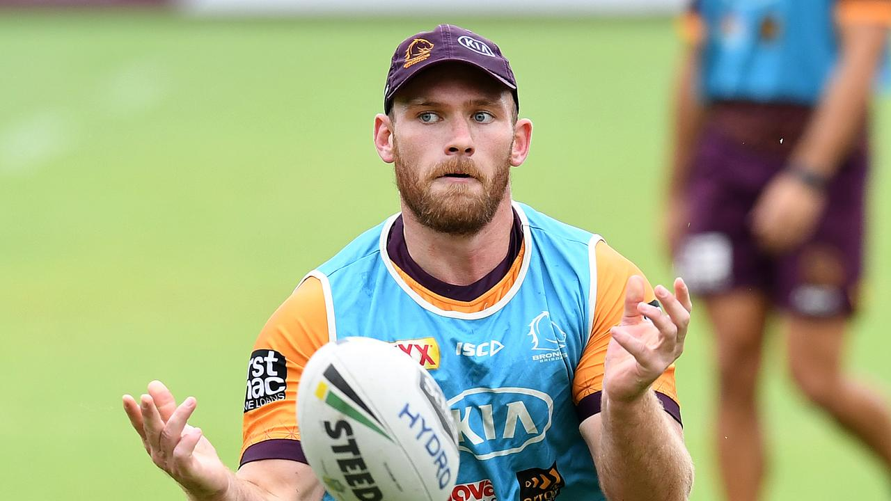Matt Lodge has revealed why he gave up $1m to stick with the Broncos ahead of his incredible return from a knee injury that once threatened to end his season.