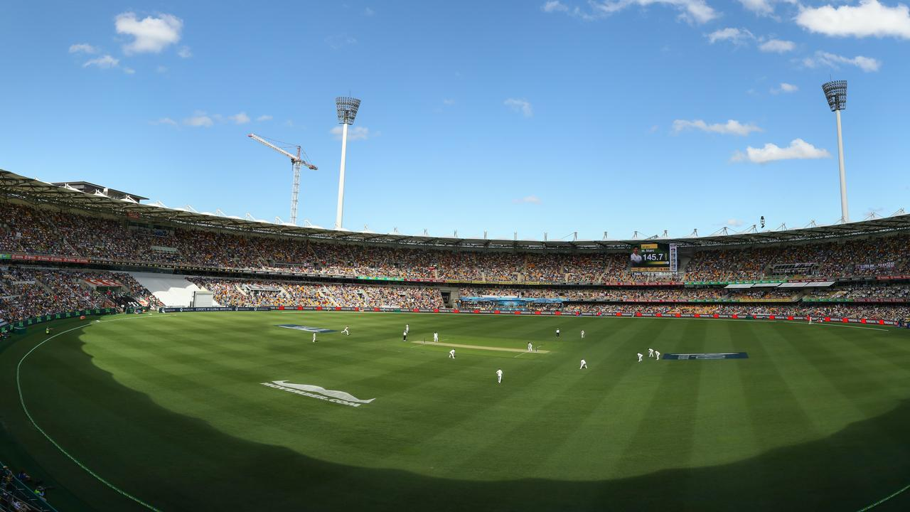 The Gabba has been awarded opening honours for India's visit.
