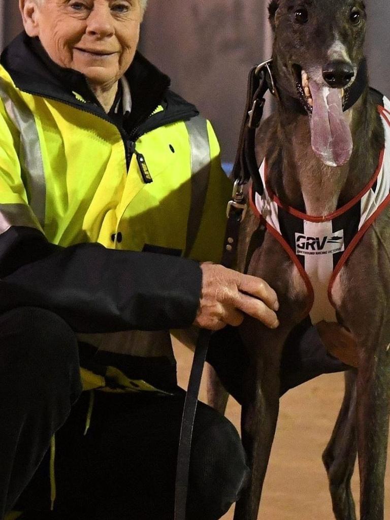 Karen Leek was well respected in the greyhound racing community.
