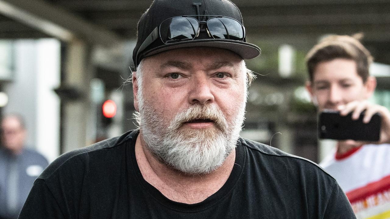 Kyle Sandilands has opened up about his mental health battle. Picture: James Gourley/The Daily Telegraph
