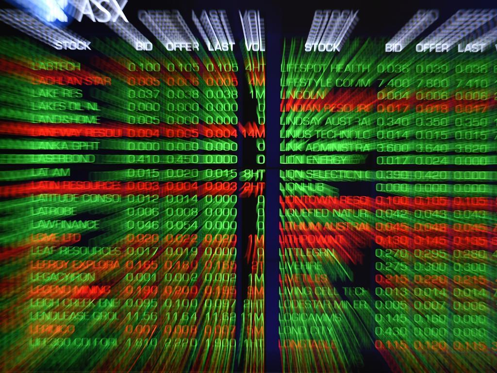 Australian Stock Exchange (ASX) still has winners despite COVID-19 impacts on the economy (AAP Image/Joel Carrett)