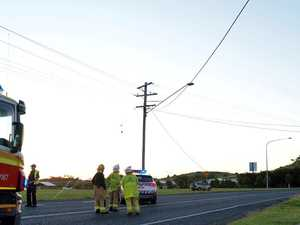 Hundreds of Northern Beaches homes lose power