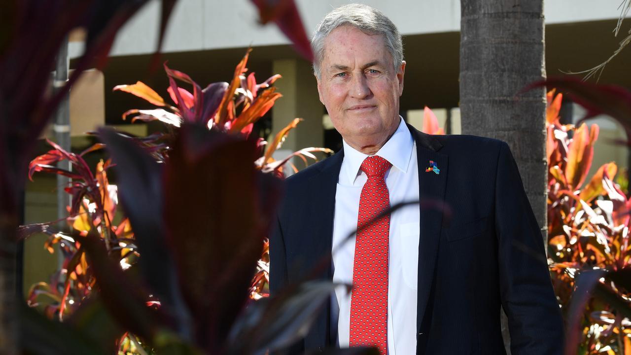 Mackay Mayor Greg Williamson. Picture: Tony Martin