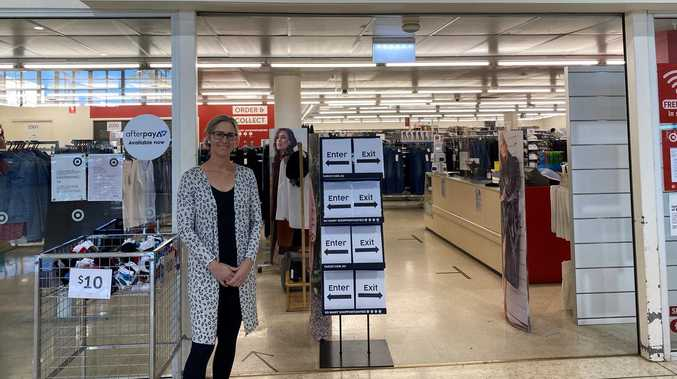 Community members take a stand against retail giant
