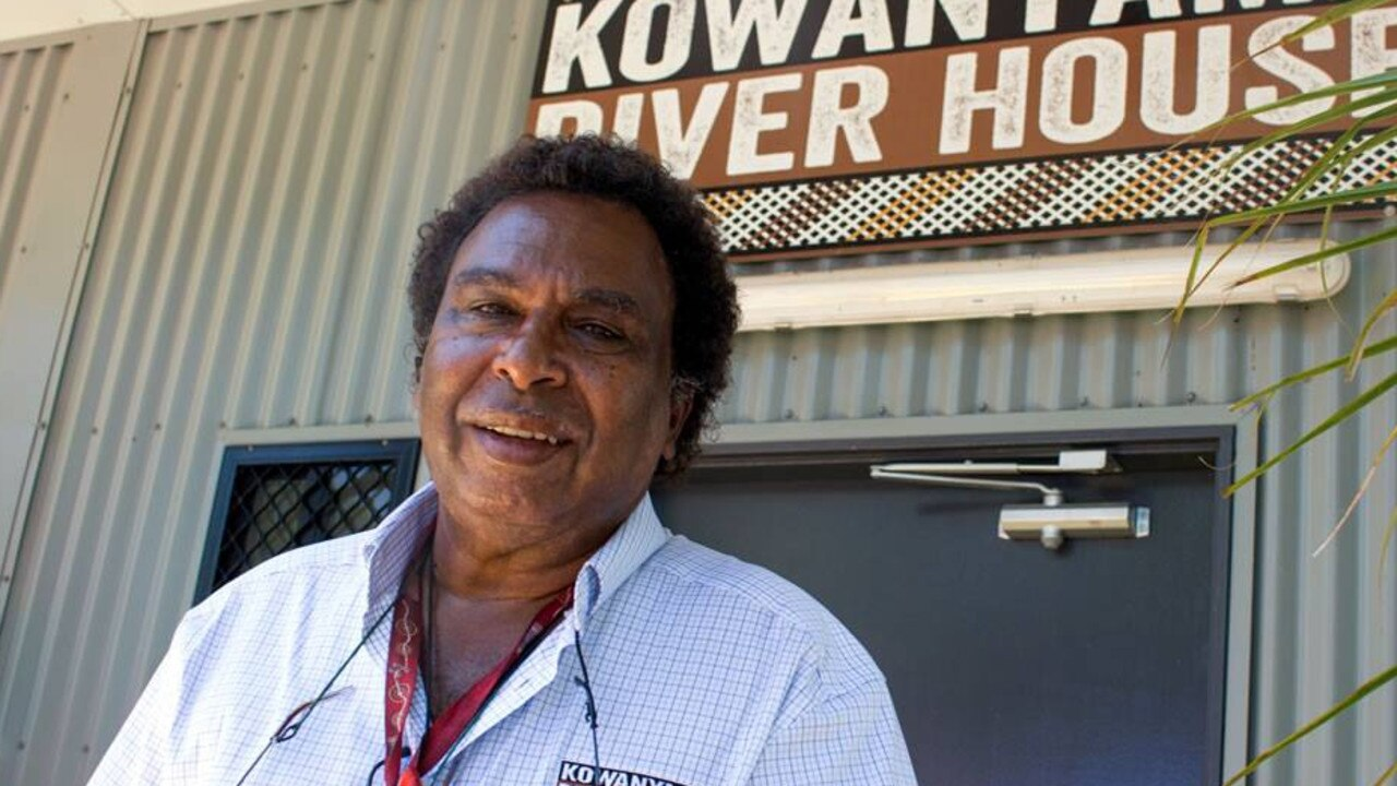 Owner of Kowanyama River House Thomas Hudson has defended his brother's funeral. Picture: FACEBOOK