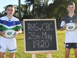 Milestone for secondary schools rugby league in Rocky