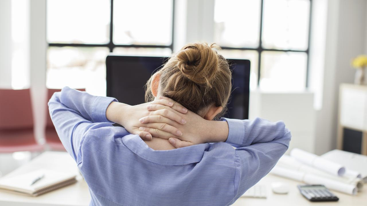 It is feared returning to work could trigger anxiety. Picture: iStock