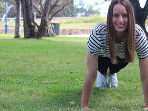 Why this Boyne Island girl is doing 9000 push ups