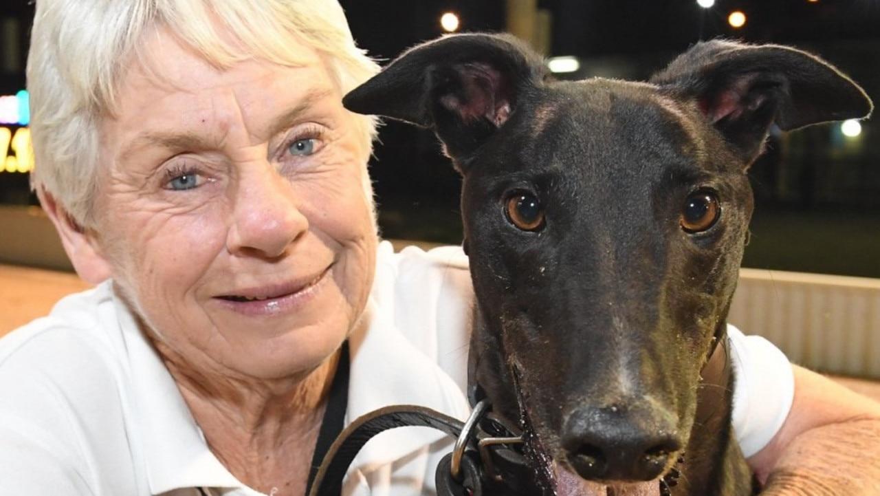 Greyhound trainer Karen Leek has died. Picture: Greyhound Racing Victoria