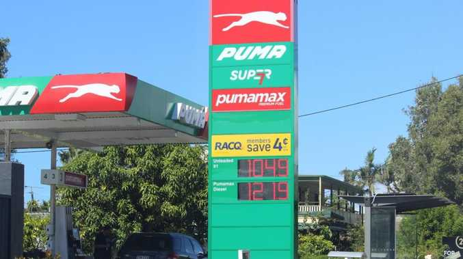 UNLEADED FALLS: Cheaper fuel in the pipeline