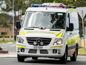 One injured in East Toowoomba crash
