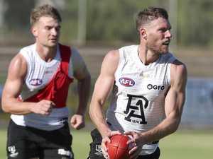 Port Adelaide picks brains of NRL counterparts