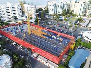 Major builder put on notice over carpark project failures