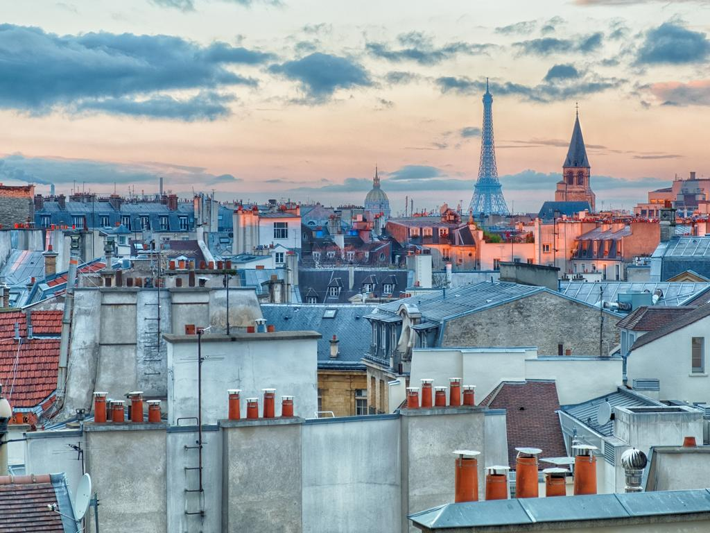It is not yet known when France will ease its international travel restrictions. Picture: iStock
