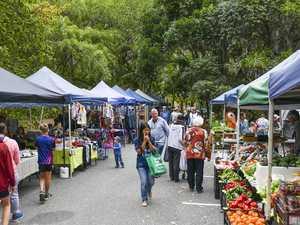 Gladstone region markets plan to return
