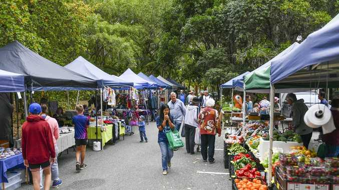 Gladstone region markets plan to return