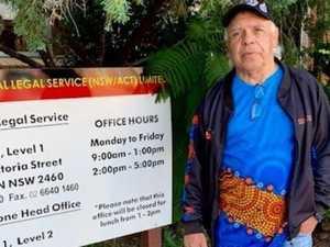 Elder recalls ALS when it listened to community