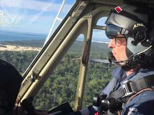 RACQ LifeFlight Rescue continues search for missing boatie