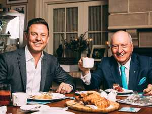 Changing of the guard as Alan Jones leaves his radio gig