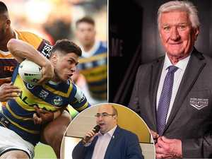 TV shock: Rabs benched for historic NRL return