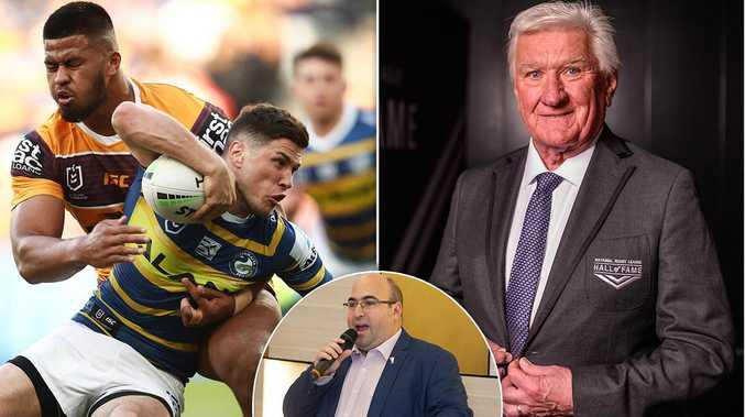 TV shock: Rabs benched for historic NRL return