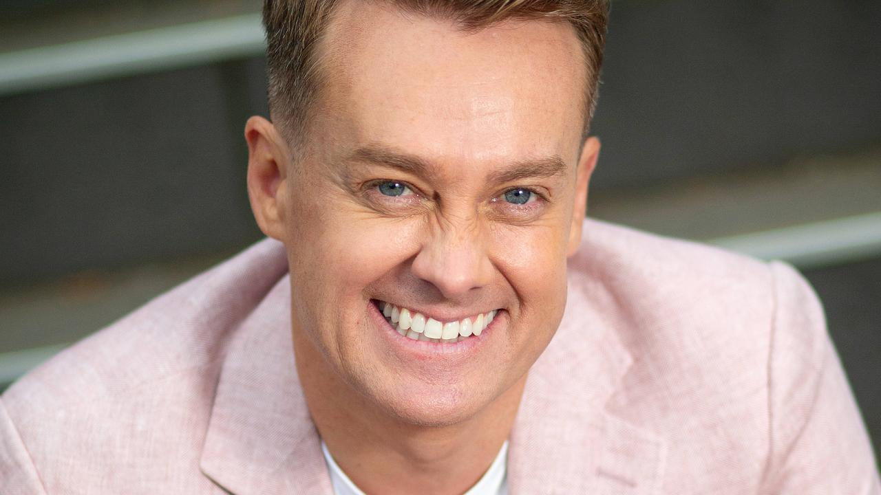 Grant Denyer has revealed which star was the worst at Family Feud. Picture: Mark Stewart
