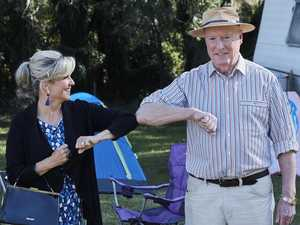 What's got H&A star Ray Meagher in a lather?