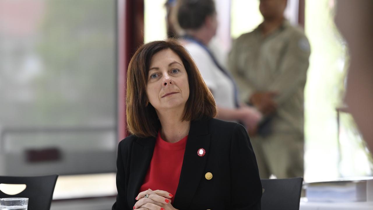 Ipswich MP Jennifer Howard Picture: Kevin Farmer