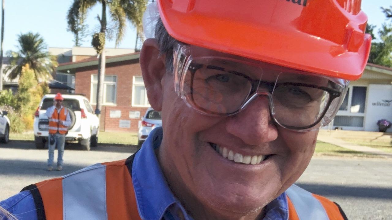 Glen Isla sugar cane grower and Proserpine Cangrowers director Glenn Clarke