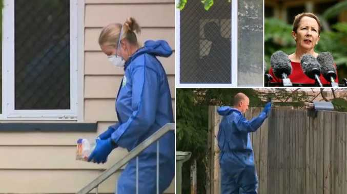 'Horrific': Reports naked teens locked in home